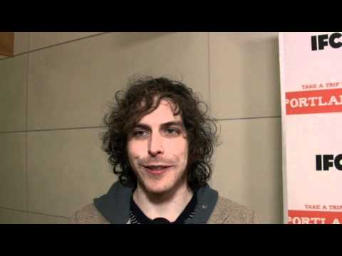 Portlandia cocreator Jonathan Krisel at the season 2 premiere