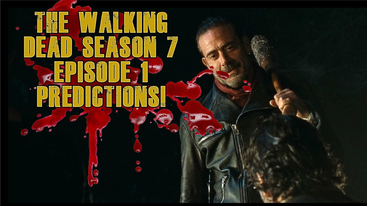 The Walking Dead Saison 7 Episode 1 Streaming
