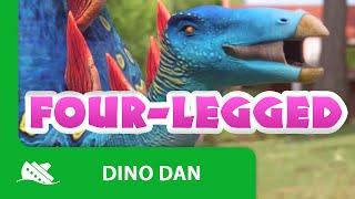 Dino Dan - Best of Four-Legged Dinosaurs