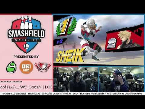 SFW #126: SYN|Miloni (Cloud) vs Nom (Sheik)