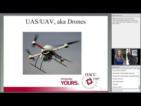 HACC Geospatial Technology Webinar