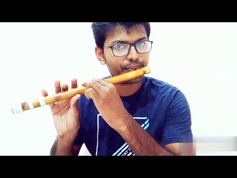 Sandhana Thendralai / Enna Solla Pogirai / Interlude / Flute Tutorial