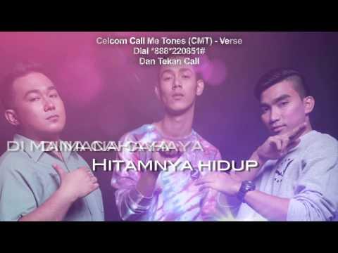 Hitam  Dualiti Feat Ameerais LIRIK
