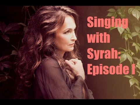 FREE VOICE LESSON with Syrah (Sigrid Hausen) from QNTAL, Estampie, and VocaMe!