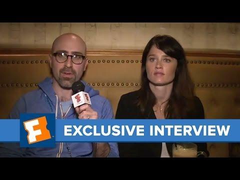 See Girl Run - Nate Meyer and Robin Tunney | SXSW | FandangoMovies