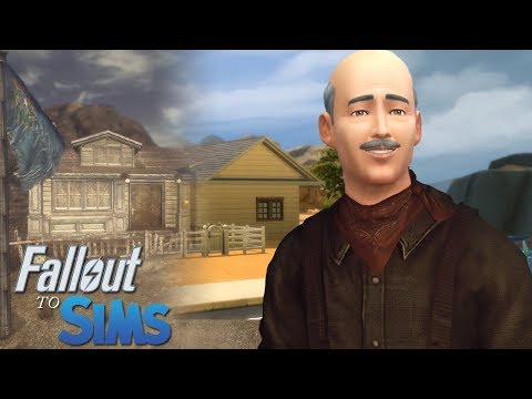 Fallout To Sims | Doc Mitchell! thumbnail