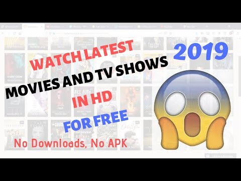 TOP WEBSITES TO STREAM/DOWNLOAD LATEST MOVIES AND TV SHOWS FOR FREE