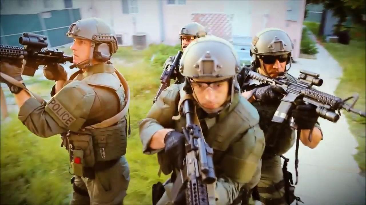 "Police Tribute-""Dangerous"""