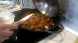 Блюдо из баранины плов по узбекски в домашних условиях часть 3