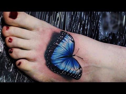 Top 20 Foot Tattoo Designs