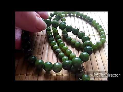 Мои зеленые камни: моховый агат, нефрит, хромдиопсид, гелиотроп, серафинит