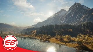 theHunter: Call Of The Wild: Layton Lake Trailer - THQ Nordic | EB Games