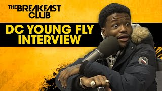 DC Young Fly Transforms Comedy To R&B, Talks 50 Cent + More