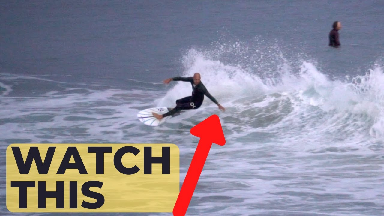 How Kelly Slater Does A Cutback In 3 Minutes | Surfing Analysis