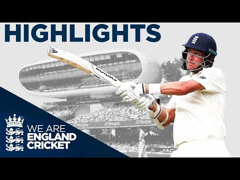 Leach Leads England's Fightback!   England V Ireland Specsavers Test Day 2 - Highlights