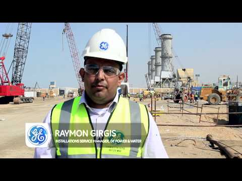 Supporting Egypt's Power Generation Capacity