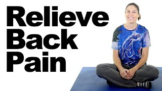 7 Ways to Relieve Back Pain - Ask Doctor Jo