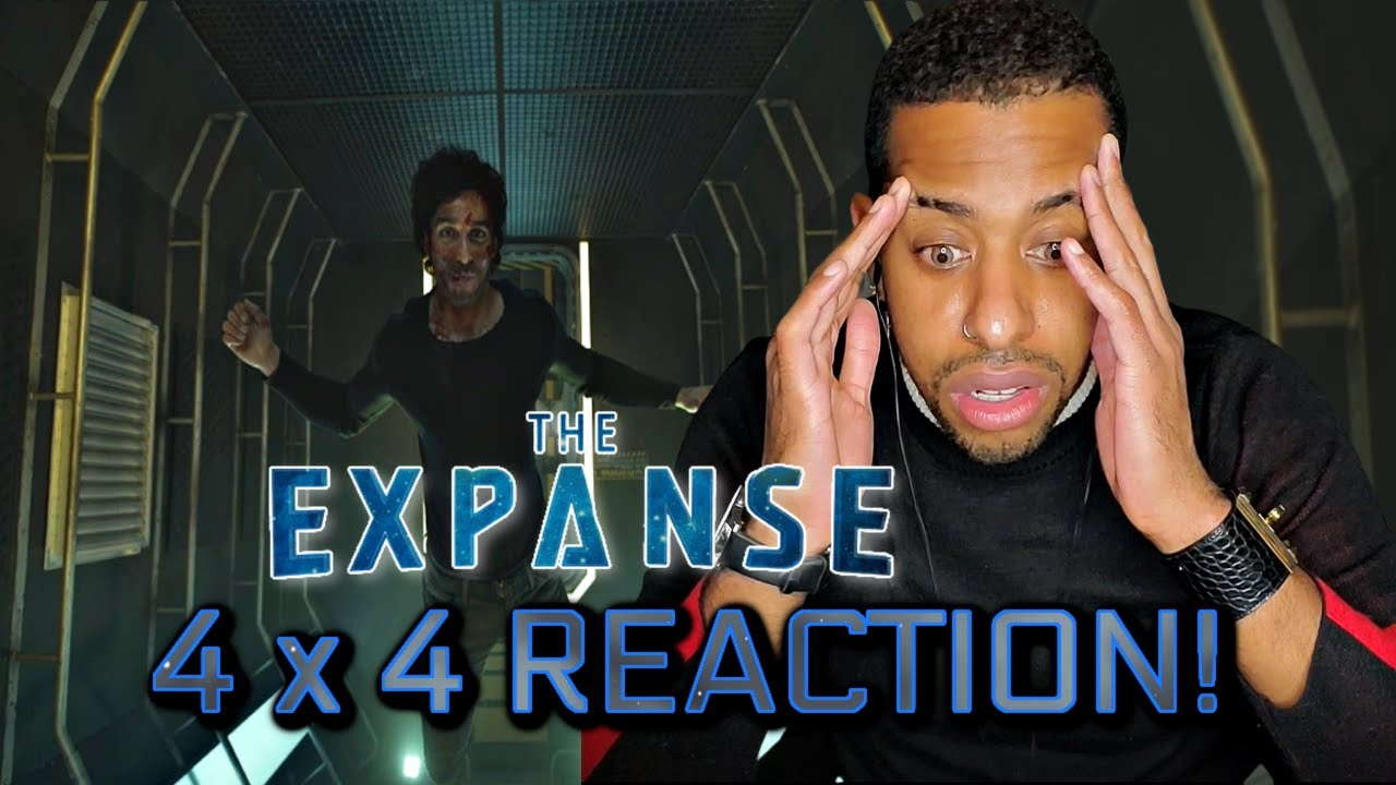 Download 💥 The Expanse Season 4 Episode 4 'Retrograde' REACTION!