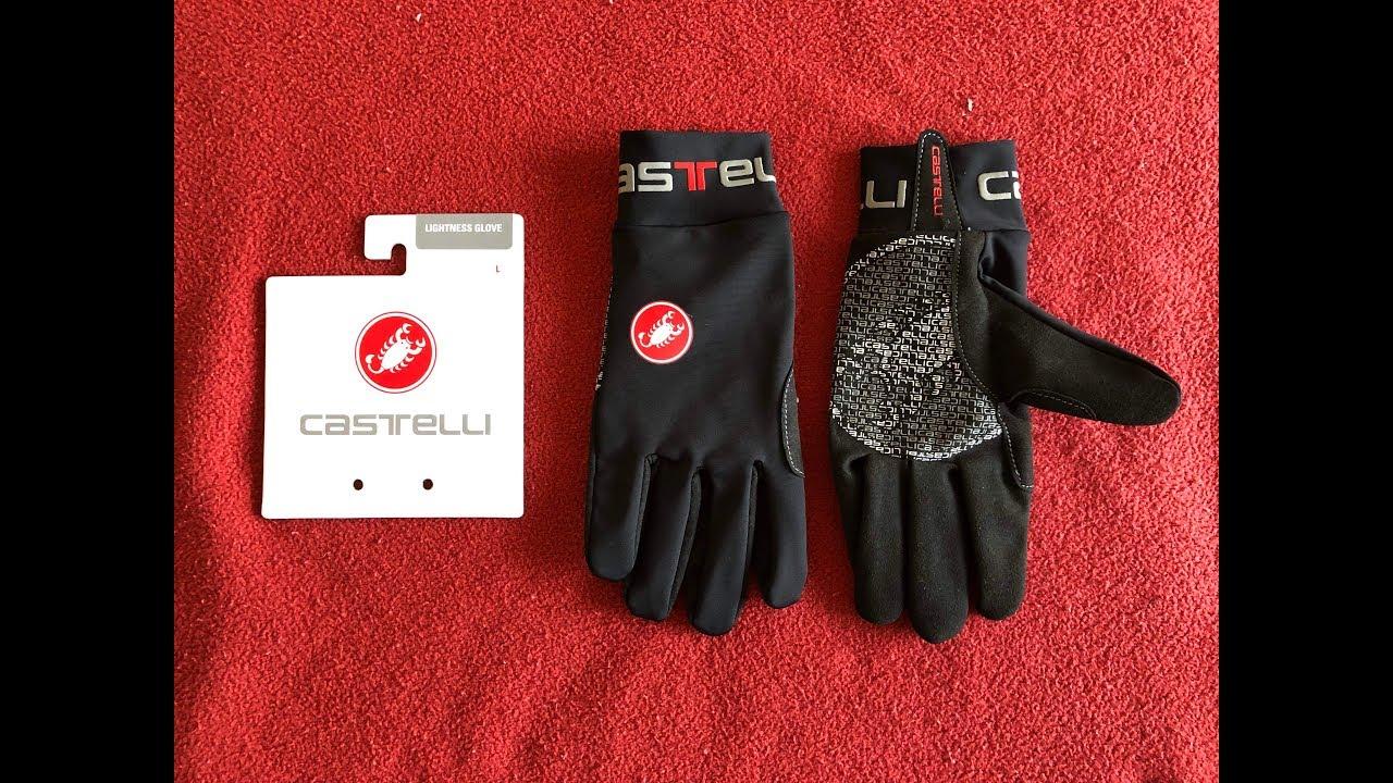 S Castelli Lightness Gloves NEW