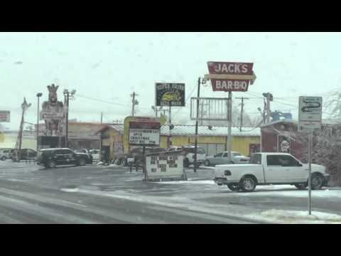 اولین برف امسال