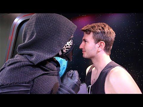 KYLO REN HAS A TEMPER TANTRUM At Star Wars Launch Bay   DCP SPRING 2017