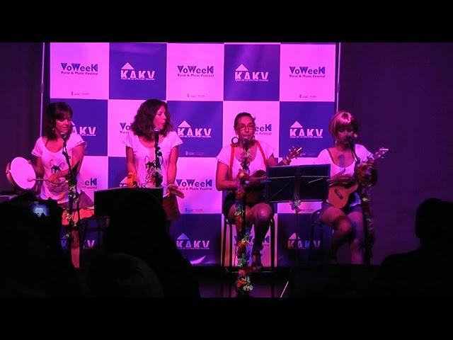 Moskeperras, concierto en La Tercia