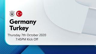 Germany V Turkey Live Watchalong
