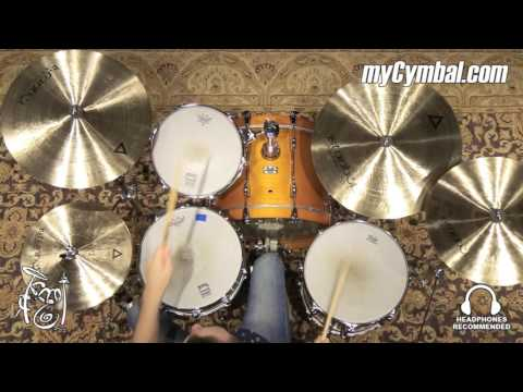 Istanbul Agop Xist Cymbal Set (SET-1060916CC)