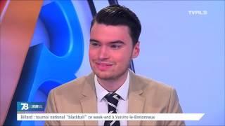 "Billard : tournoi national ""BlackBall"" ce week-end à Voisins-le-Bretonneux"