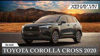 Corolla Cross - SUV Hybrid của Toyota sớm về VN |XEHAY.VN|
