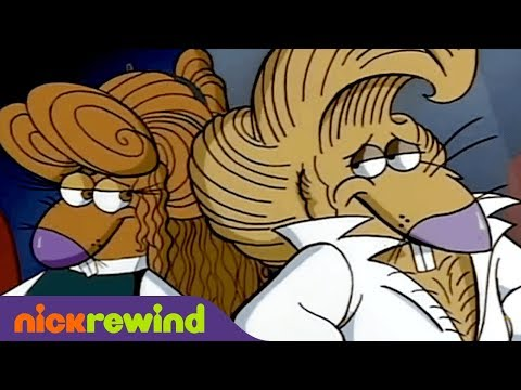 Epic Angry Beavers Step Dancing Battle | Angry Beavers | The Splat