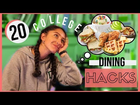 20-dining-hacks-in-4-minutes-🥑🥪-//-back-to-school-ep.-4