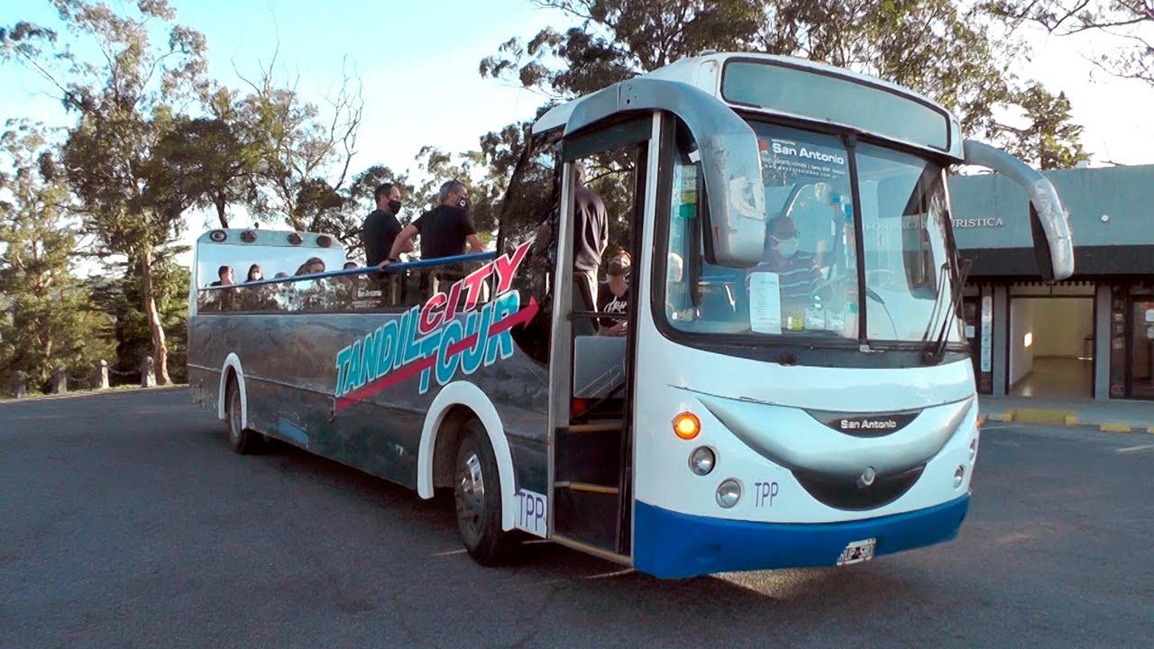 TANDIL CITY TOUR -  NUEVA ATRACCIÓN TURÍSTICA DE LA CIUDAD