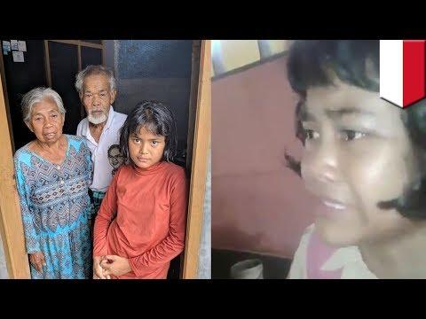 Viral video Nabila bocah SD yang diganggu karena sepatunya - TomoNews