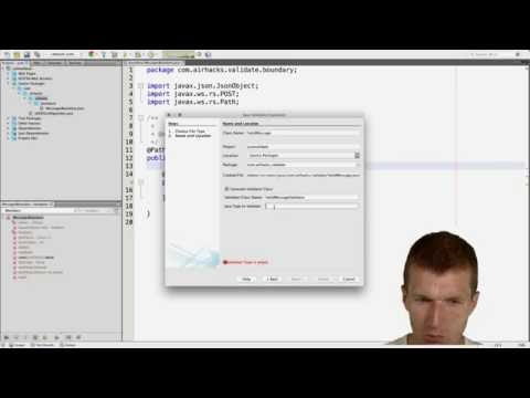 JsonObject Validation And JAX-RS 2 1
