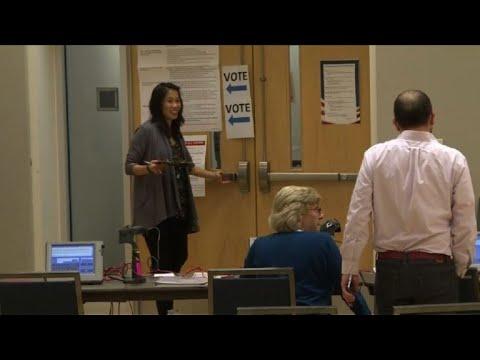 US Midterm Elections: Polls Close In Virginia