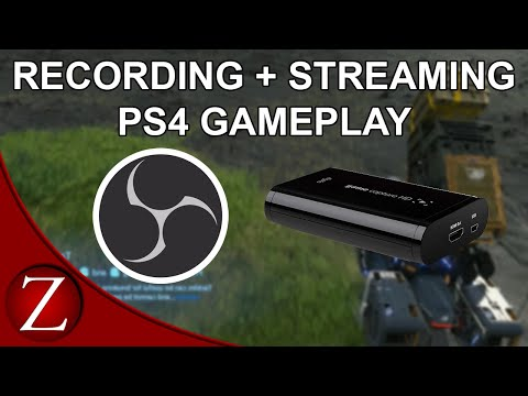 How To Set Up The Elgato HD To OBS Recording + Streaming PS4 Gameplay
