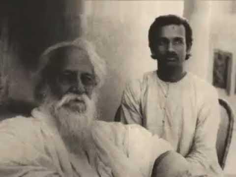 rabindra-song|-jokhon-porbe-na-mor.......রবীন্দ্রসঙ্গীত-rabindra-sangeet-on-rabindranath's-own-voice
