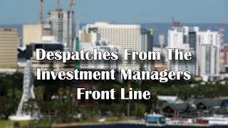 Despatches From The Investment Managers Front Line - Where Will Home Prices Go?
