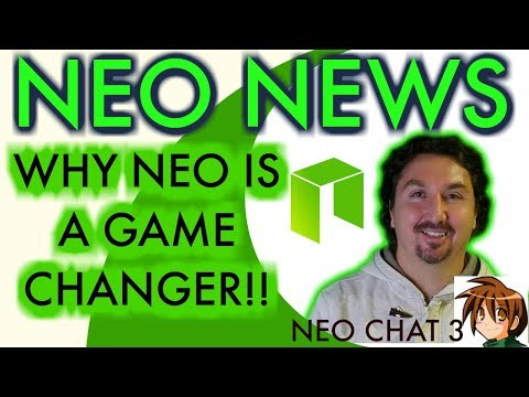Is NEO the Game Changer? Neo Crypto News Will NEO THRIVE? COCO & NEOX Neo INFO by BlockchainBrad