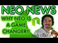 Is Neo The Game Changer Neo Crypto News Will Neo Thrive Coco Neox Neo Info By Blockchainbrad
