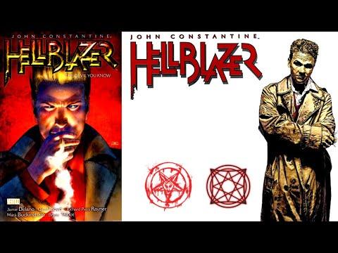 the-devil-you-know-|-john-constantine-hellblazer-vol-2-review