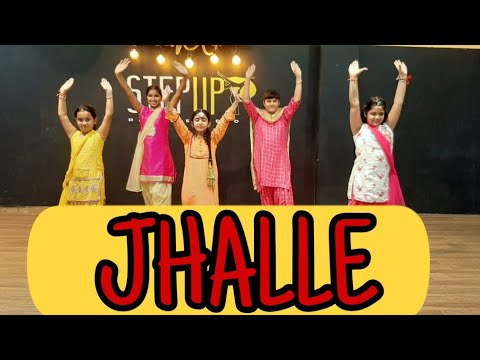 Download Jhalle/ Gurnam / Bhullar kids Dance video dance Cover by Step up Dance studio