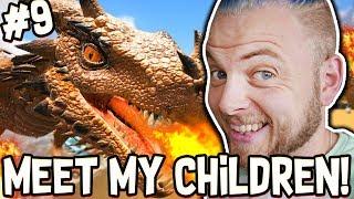 Ark: Ragnarok! - MEET MY CHILDREN!! [#9] |Ragnarok Gameplay|