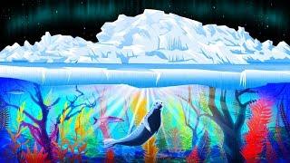 Neuer Wald unter dem arktischen Eis wird immer größer