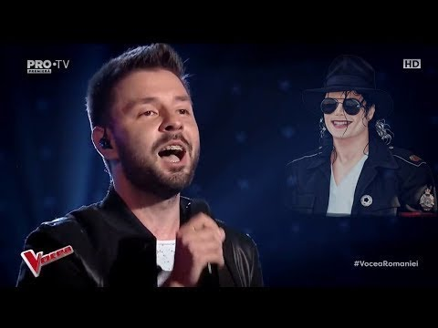 Download Bogdan loan's all performances with Michael Jackson's Voice