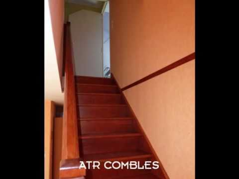 am nagement combles escalier atr combles. Black Bedroom Furniture Sets. Home Design Ideas