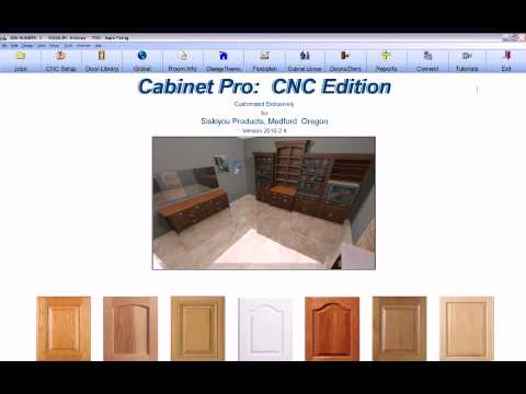 Cabinet Pro Software: Bidding And Pricing For Cabinet Making And  Woodworking   YouTube