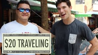 Taipei, Taiwan: Traveling for 20 Dollars a Day - Ep 5