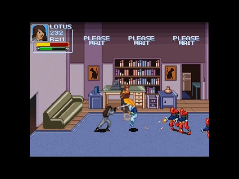 Teenage Mutant Ninja Turtles: Rescue-Palooza! (PC) Full Blind Playthrough
